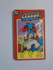 Justice League of America #1 - 4.0 - 1977 - paperback