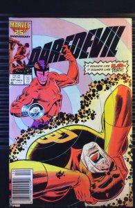 Daredevil #237 (1986) Newsstand Edition