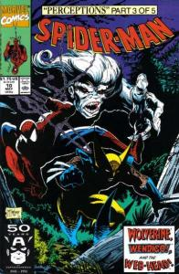 Spider-Man (1990 series) #10, NM (Stock photo)