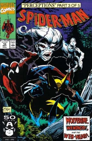 Spider-Man (1990 series) #10, NM (Stock photo)