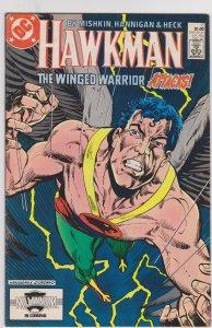 Hawkman #17