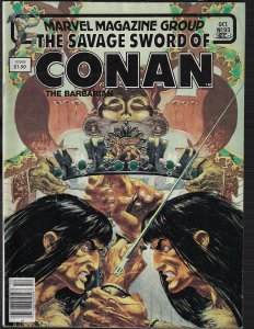 Savage Sword of Conan #93 (Marvel, 1983)