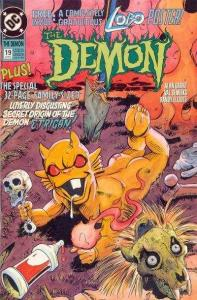 Demon (1990 series) #19, NM + (Stock photo)