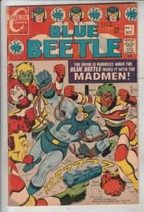 Blue Beetle #3 (Oct-67) VF+ High-Grade Blue Beetle