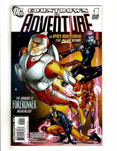 12 DC Comics Countdown to Adventure 1 2 3 4 5 6 7 8 Countdown Arena 1 2 3 4 J504