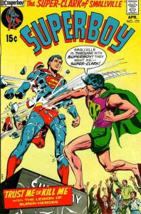 Superboy (1st Series) #173 VG; DC | low grade comic - save on shipping - details