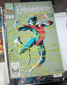Excalibur # 31 NOV 1990, Marvel  PHOENIX NIGHTCRAWLER KITTY X MEN