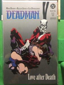 Deadman: Love after Death #1