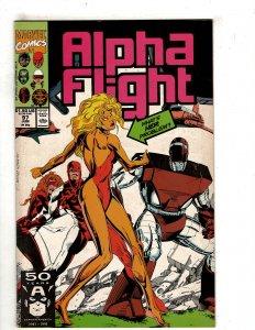 Alpha Flight #97 (1991) YY7