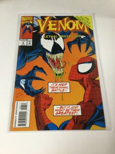 Venom: Lethal Protector 6 Nm Near Mint Marvel)