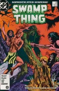 Swamp Thing (2nd Series) #48 VF/NM; DC | save on shipping - details inside