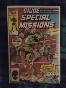 G I Joe Special Missions #1 NM