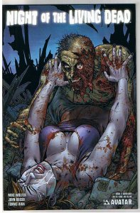NIGHT of the LIVING DEAD #2, NM+, LTD, Zombies, 2010, undead,more NOTLD in store