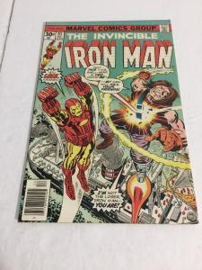 Iron Man 93 Nm Near Mint Marvel Comics Bronze Age