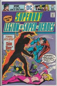 Superboy #215 (Mar-79) VF High-Grade Superboy, Legion of Super-Heroes