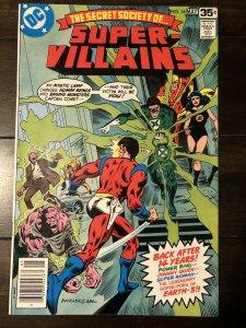 Secret society of Super Villians #14