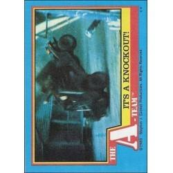 1983 Topps The A-Team IT'S A KNOCKOUT! #51