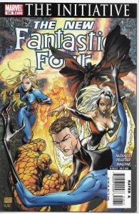 Fantastic Four (vol. 3, 1998) #548 FN (Initiative) McDuffie/Pelletier, Storm