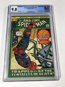 Amazing Spider-Man #107 CGC 9.8
