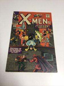 X-Men 20 Fn- Fine- 5.5 Marvel Comics Silver Age