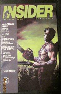 Dark Horse Insider #7 (1992)