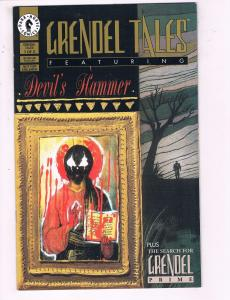 Grendel Tales Feat. Devils Hammer #1 VF Dark Horse Comics Comic Book DE19