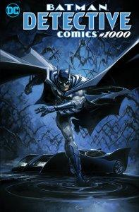 Detective Comics #1000 Clayton Crain Variant