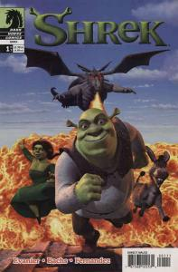 Shrek #1 VF; Dark Horse | save on shipping - details inside