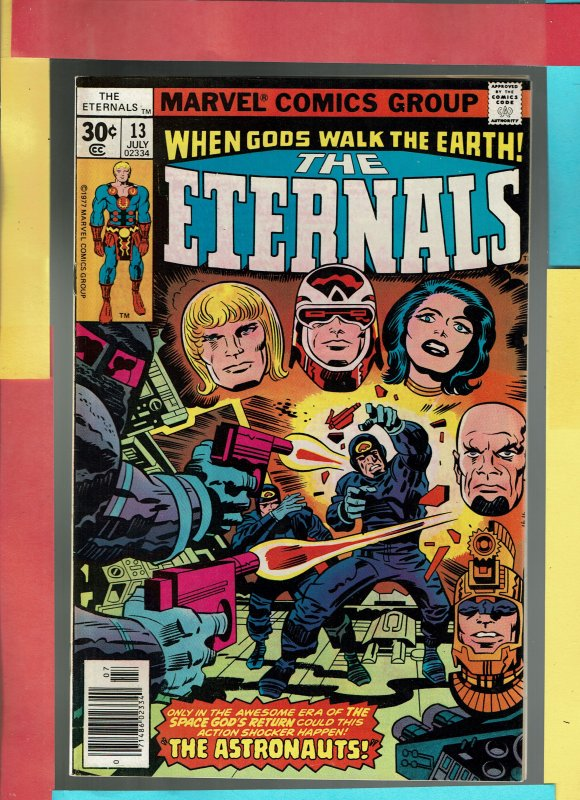 THE ETERNALS #13