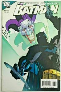 BATMAN#663 VF/NM 2007 GRANT MORRISON DC COMICS