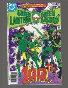 Green Lantern #100 100th Smash Issue
