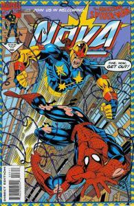 Nova (2nd Series) #3 VF/NM; Marvel | save on shipping - details inside