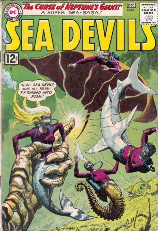 Sea Devils 8 strict FN+ 6.5 High-Grade   ~~~pay for the 1st shipping fee!!