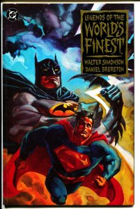 Lengends Of The World's Finest-#1-Walter Simonson