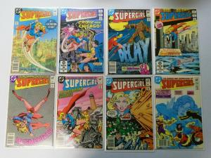 Supergirl (2nd Series) Near Set:#1-23 Missing:#10, 8.0 VF (1982-84)