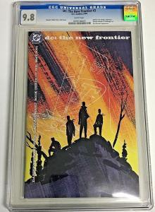 DC: THE NEW FRONTIER#3 CGC 9.8  2004 DC COMICS