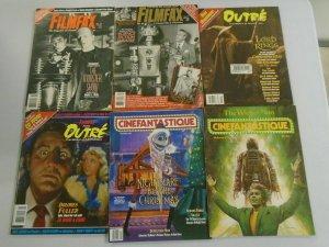 Cinema + Film magazine lot 11 different issues