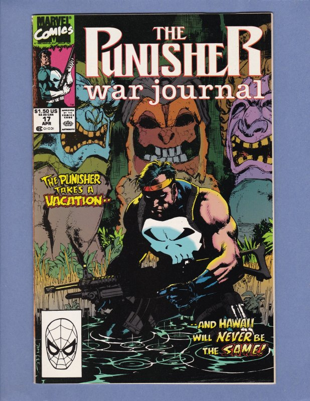 Lot of 9 Punisher War Journal Comics #17 #20 #22 #23 #25 #43 #63 #64