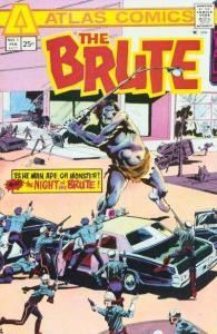 Brute #1, Fine+ (Stock photo)
