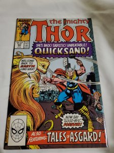 Thor 402 Near Mint Cover pencils by Ron Frenz