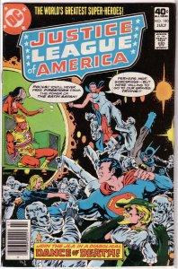 Justice League of America   vol. 1   #180 FN