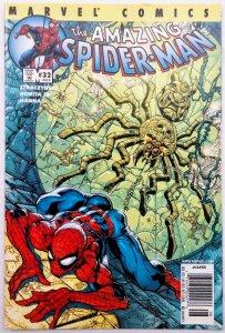 Amazing Spider-Man #32 (LGY 473)  RARE NEWSSTAND EDITION