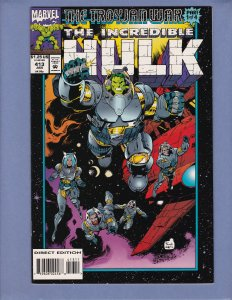 Incredible Hulk #413 NM- Marvel 1994