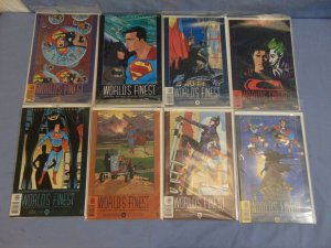 Batman & Superman: World's Finest (DC Comics 1999) Lot Of 8 Books Great Reads!!