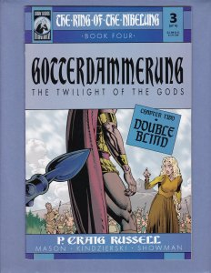 Ring of the Nibelung Gotterdammerung #3 FN/VF Dark Horse 2001