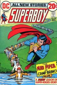 Superboy (1949 series) #190, Fine+ (Stock photo)