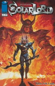 Solar Lord #1 VF/NM; Image | save on shipping - details inside