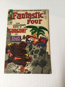 Fantastic Four 44 4.5 Very Good+ Vg+ Mouse Chews