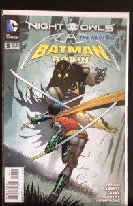 Batman and Robin #9 (2012)