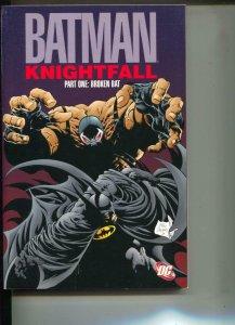 Batman: Knightfall Part One : Broken Bat-Doug Moench-TPB- trade